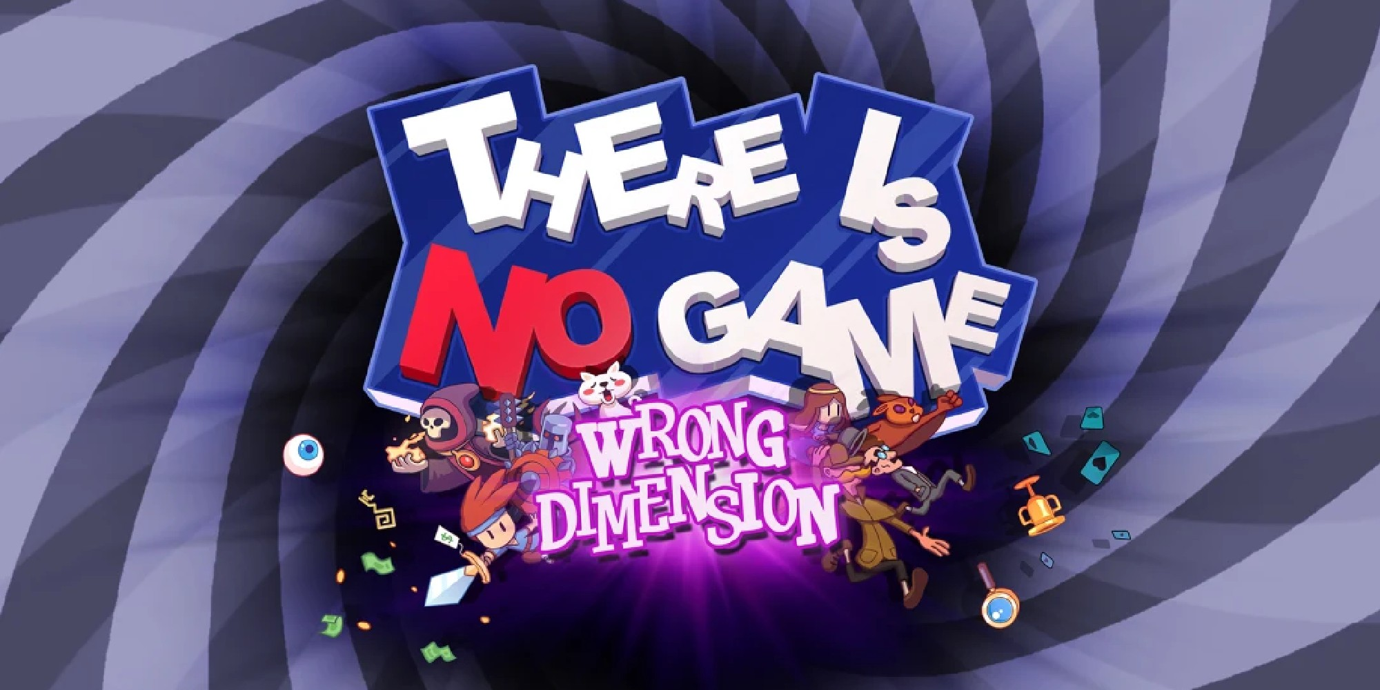 There is no Game Wrong Dimension Review