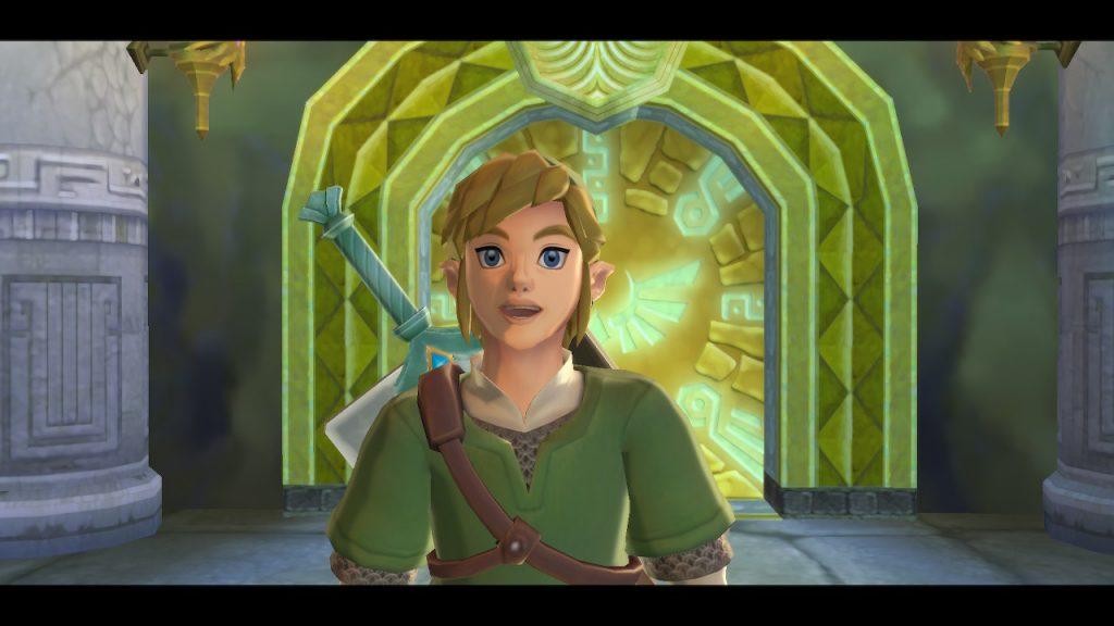 Skyward Sword HD review