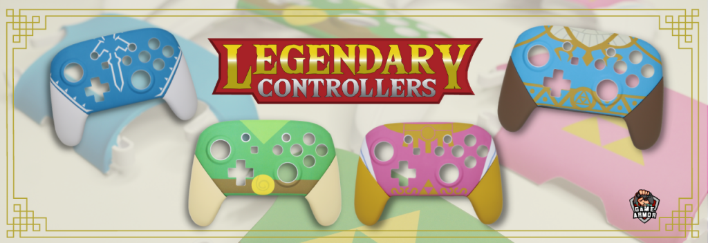 Legendary Controllers from Game Armor | News