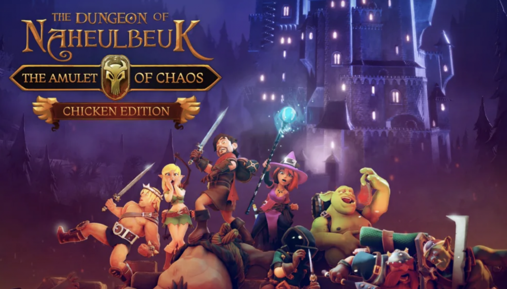 The Dungeon of Naheulbeuk: The Amulet of Chaos | Review |  Nintendo Switch