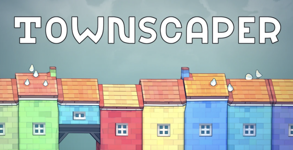 Townscaper   Review   Nintendo Switch