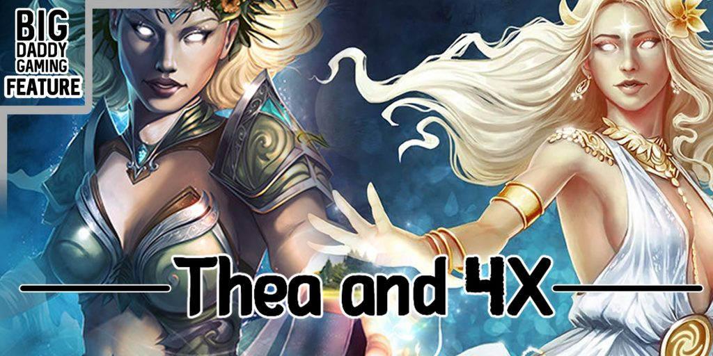 THEA and 4X   Feature