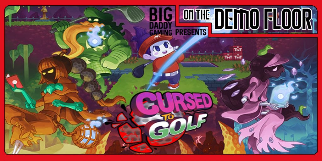 Cursed to Golf | PAX West 2021