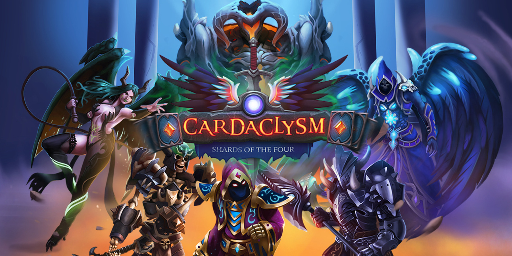 Cardaclysm: Shards of the Four Review
