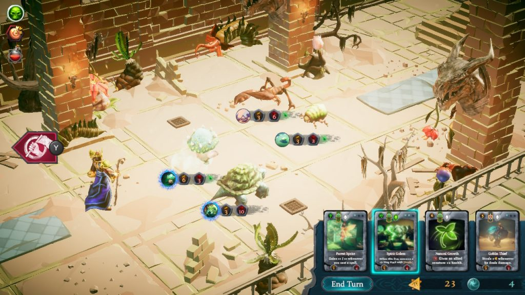 Review for Cardaclysm: Shards of the Four Switch Image