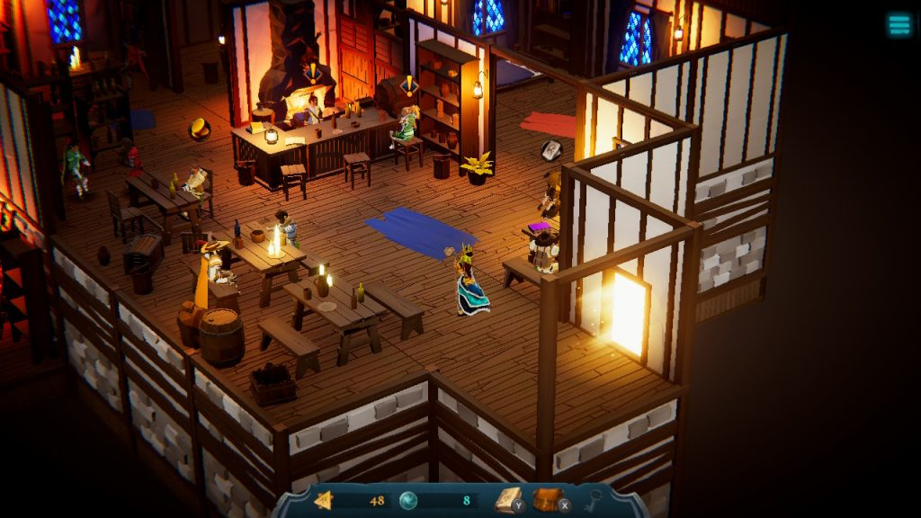 Cardaclysm: Shards of the Four Review for Switch