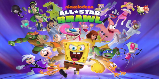 Nickelodeon All Star Brawl Review